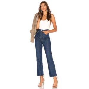 AGOLDE Pinch Waist High Rise Kick Jeans Radio 28